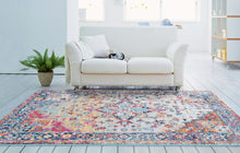 United Weavers  Bali  Komoto  1815 30275  Multi  Area Rug