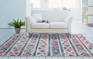 United Weavers  Bali  Breton  1815 30875  Multi  Area Rug