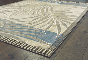 United Weavers  Panama Jack Original  Palm  1821 40217  Natural  Area Rug