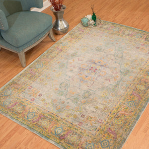 United Weavers  Rhapsody  Bromley  1830 30317  Natural  Area Rug