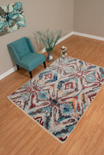 United Weavers  Monaco  Mont Agel  1950 10875  Multi  Area Rug