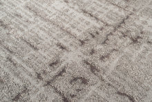 United Weavers  Mystique  Kismet  1955 02172  Grey  Area Rug