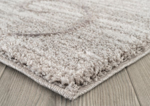 United Weavers  Mystique  Clio  1955 02472  Grey  Area Rug