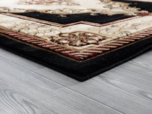 United Weavers  Bristol  Fallon  2050 10570  Black  Area Rug