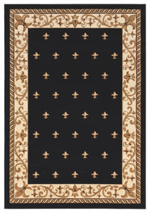 United Weavers  Bristol  Wington  Black  Area Rug