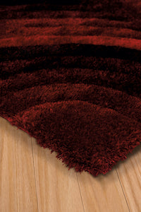 United Weavers  Finesse  Astral  2100 20230  Red  Area Rug