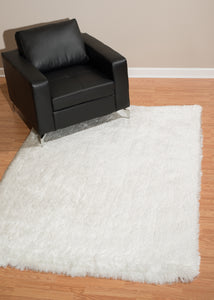 United Weavers  Bliss  Mercia  2300 00113  White  Area Rug