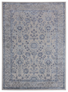 United Weavers  Cascades  Shasta  2601 10260  Blue  Area Rug