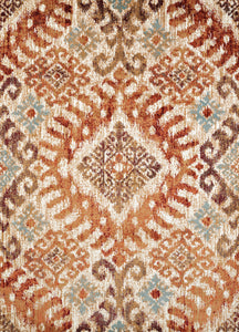 United Weavers  Bridges  Verazanno  3001 00236  Crimson  Area Rug