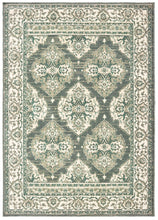 United Weavers  Miami  Boynton  3003 40372  Grey  Area Rug