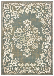 United Weavers  Miami  Kendall  3003 40477  Charcoal  Area Rug