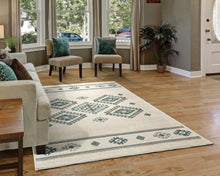 United Weavers  Miami  Apalachee  3003 40893  Canvas  Area Rug