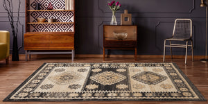 United Weavers  Marrakesh  Emir  3801 30054  Walnut  Area Rug