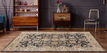 United Weavers  Marrakesh  Bey  3801 30254  Walnut  Area Rug