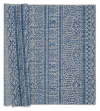United Weavers  Augusta  Diani  3900 10160  Blue  Area Rug