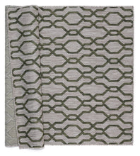 United Weavers  Augusta  Belle Mare  3900 10445  Green  Area Rug