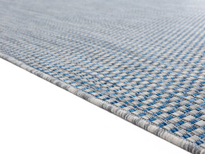United Weavers  Augusta  Dominical  3900 10560  Blue  Area Rug