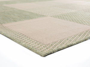 United Weavers  Augusta  Grand Anse  3900 10745  Green  Area Rug