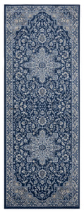 United Weavers  Clairmont  Bari  4000 40161  Denim Blue  Area Rug