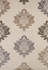 United Weavers  Townshend  Soufle  401 01890  Cream  Area Rug