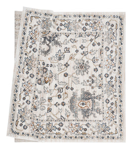 United Weavers  Century  Linx  4500 10926  Beige  Area Rug