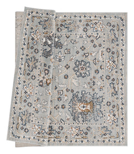 United Weavers  Century  Linx  4500 10967  Blue/Grey  Area Rug