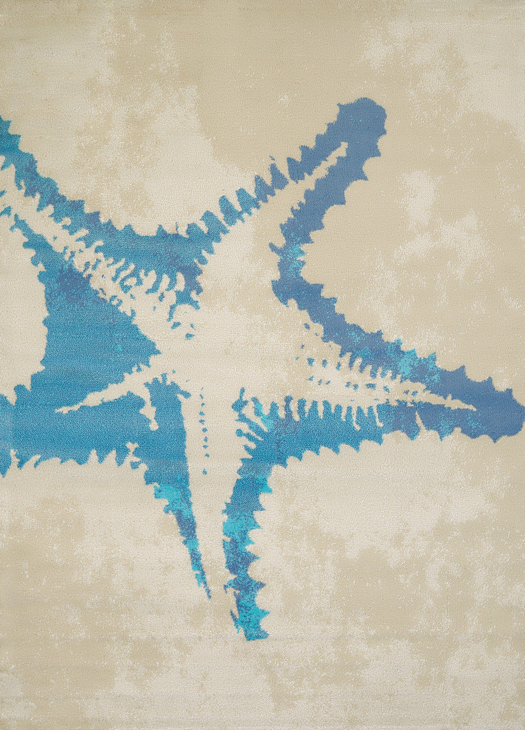 United Weavers  Panama Jack Island Breeze  Sea Life  543 60617  Natural  Area Rug