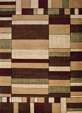 United Weavers  Contours  Echelon  702 33775  Multi  Area Rug
