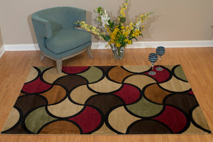 United Weavers  Studio  Montgolfier  710 01775  Multi  Area Rug