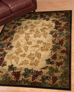 United Weavers  Affinity  Beaujolais  750 03190  Multi  Area Rug