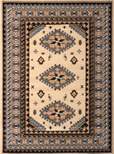 United Weavers  Dallas  Tres  851 10215  Ivory  Area Rug