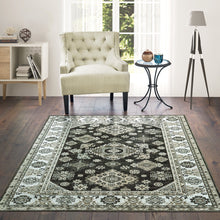 United Weavers  Royalton  Richmond  853 10777  Smoke  Area Rug