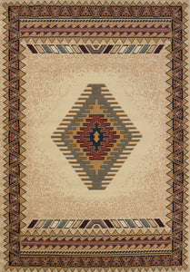 United Weavers  Manhattan  Tucson  940 27097  Cream  Area Rug