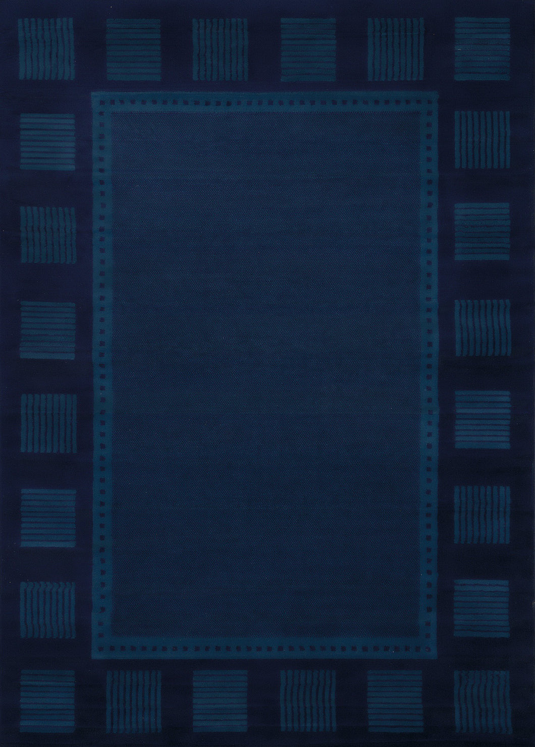 United Weavers  Manhattan  Long Island  940 36764  Navy  Area Rug