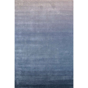 Liora Manne Arca 9206/33 Ombre Denim Area Rug by Trans Ocean