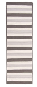 Colonial Mills Bayamo Runner  BY09 Gray  Area Rug