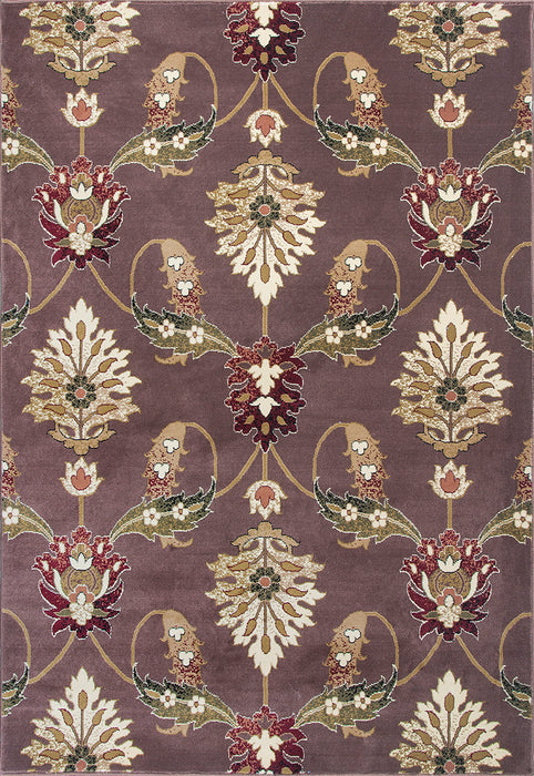 KAS Cambridge 7363 Plum  Area Rugs