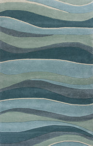 KAS Eternity 1053 Ocean Area Rug