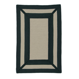 Colonial Mills Afra  FR15 Green  Area Rug