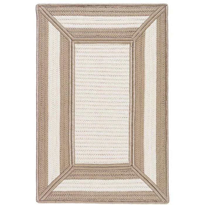 Colonial Mills Afra  FR45 Tan  Area Rug