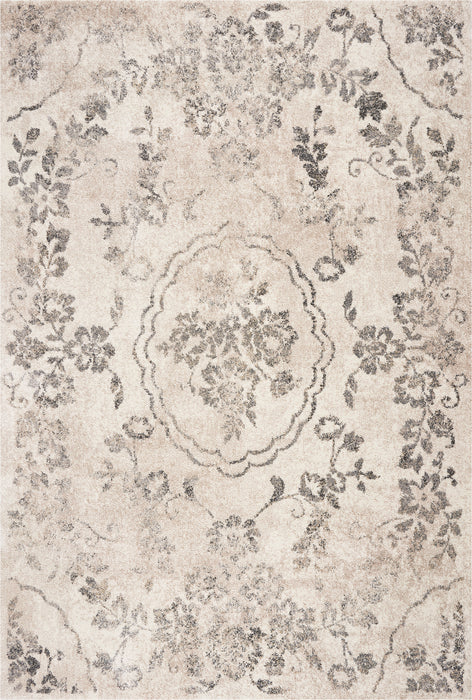 KAS Hue 4703 Grey Area Rugs