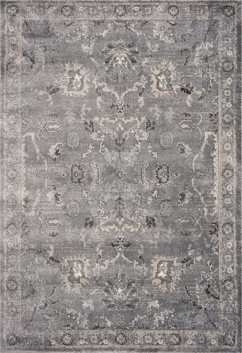 KAS Hue 4708 Grey Area Rugs