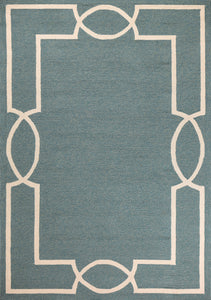 KAS Libby Langdon Hamptons 5225 Spa Area Rugs