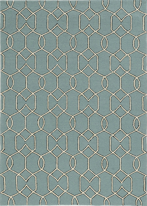 KAS Libby Langdon Hamptons 5232 Spa Area Rugs