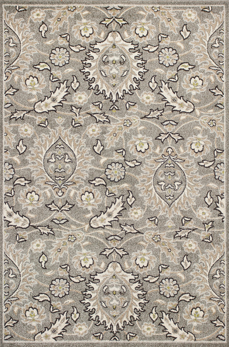 KAS Lucia 2750 Grey Area Rugs