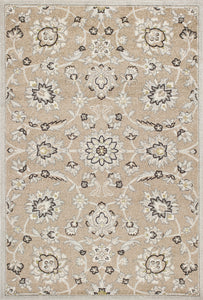 KAS Lucia 2752 Beige/Grey Area Rugs