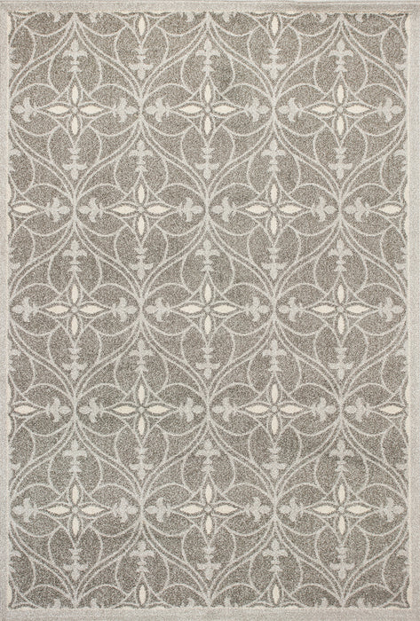 KAS Lucia 2754 Grey Area Rugs