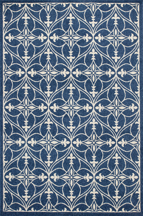 KAS Lucia 2755 Denim Area Rugs