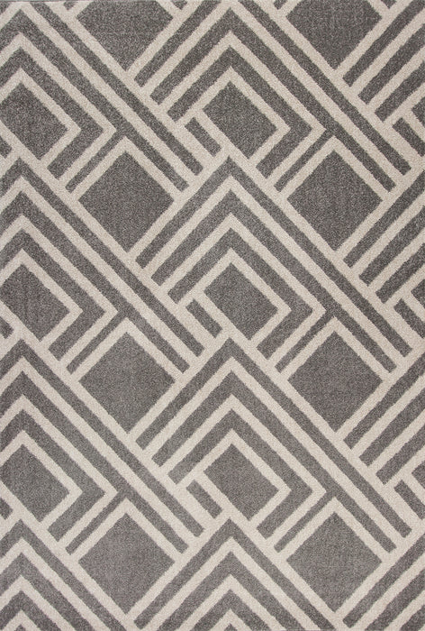KAS Lucia 2764 Grey Area Rugs