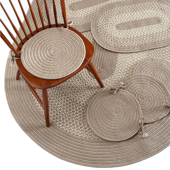 Colonial Mills Bellamy 7 Piece Set  MY89 Natural  Area Rug